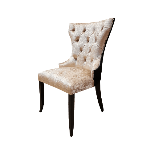 Carra Buttoned Dining Chair